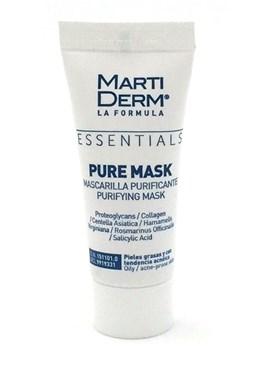 Martiderm Essentials Pure maska pro mastnou a aknózní pleť 75 ml
