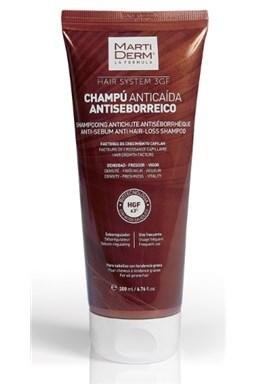 Martiderm Anti-Hair Loss Šampon proti lupům 200 ml