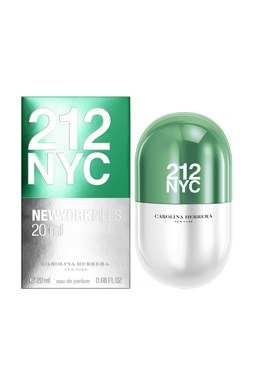 CAROLINA HERRERA 212 Pills