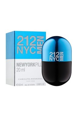 CAROLINA HERRERA 212 Men Pills