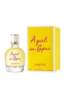 Lanvin A Girl in Capri