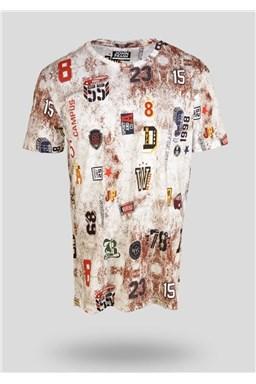 Pánske tričko John Frank JFTD12