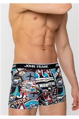 Pánske boxerky John Frank JFBD286